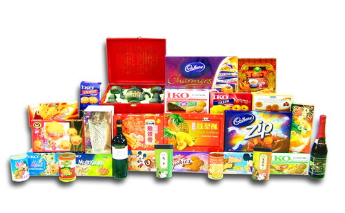 Chinese New Year Hamper RM500