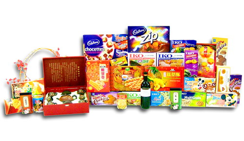 Chinese New Year Hamper RM400
