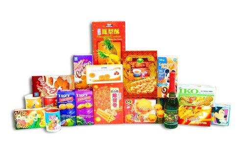 Chinese New Year Hamper RM150