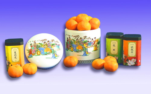 Chinese New Year Gift and mandarin Oranges hamper RM